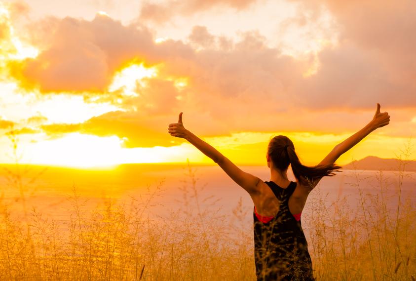 7 Modi per essere più Positivi!